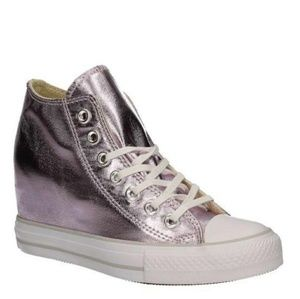 13af266f6c4 Converse Shoes - NWT Chuck Taylor All Star Lux Mid Wedge Sneaker